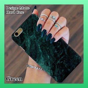 Accessories - ❗️NEW ARRIVAL❗️MARBLE MATTE PHONE CASE